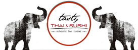 Tasty Thai & Sushi - Mt Pleasant | Charleston | West Ashley